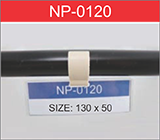 tag holder np-0120