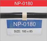 tag holder np-0180