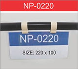 tag holder np-0220