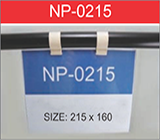 tag holder np-0215
