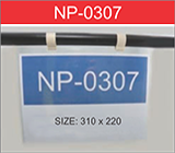 tag holder np-0307